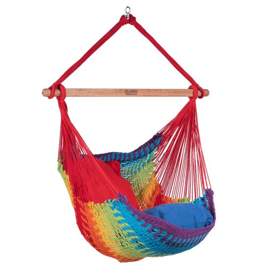 Cadeira Suspensa para 1 Pessoa Mexico Rainbow